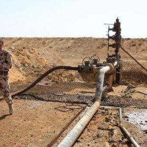 Syrian Oilfield Not Seized