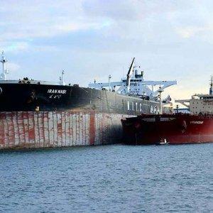 Oil Rises Over Saudi-Iran Tension