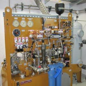 1st Domestic Turbine Governor Manufactured