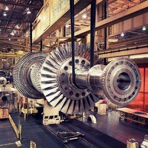 F-Class Gas Turbines to Boost Productivity