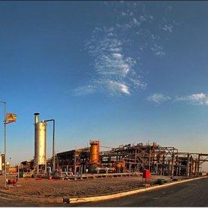 Shourijeh Gas Storage Doubled