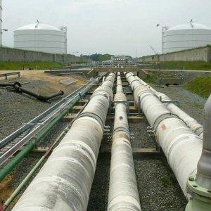 Ukraine's Stored Gas at 13 bcm