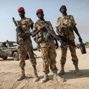 Sudan Sends Troops to Yemen