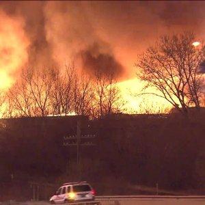 Blaze in SP Warehouse