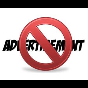 Banning Ads