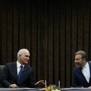 Tehran, Baku Address Issues of Mutual Interest