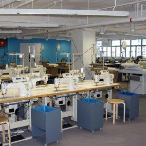 Setting Up Industrial Garment Workshop