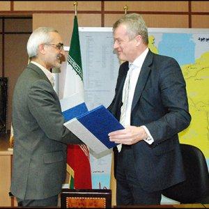 Siemens to Develop  Iranian Railroads