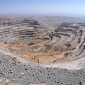 Huge Energy Consumption in Mines
