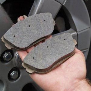 Brake Pad Production