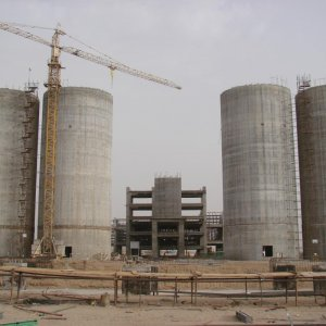 Cement Industry on the Rocks