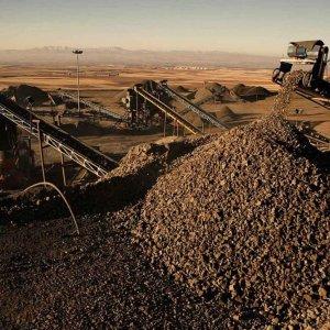 Chadormalu Iron Ore Extraction
