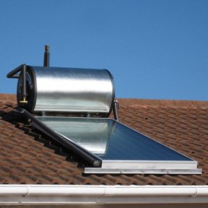 Solar Water Heater Production