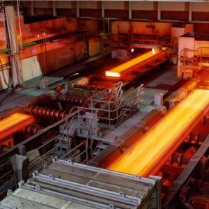 Crude Steel Output Declines