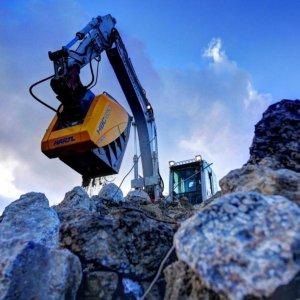 Pelletized Limestone Production Up