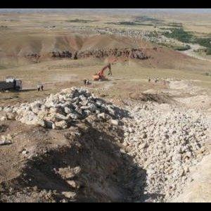 Germans Help  Revive Mine