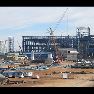 Ardekan Steel Mill Near Completion