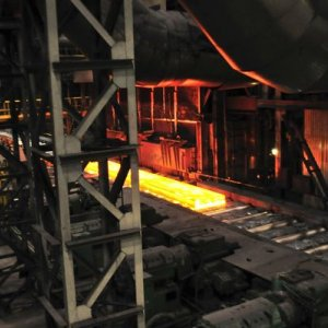 First IF Steel Production Line