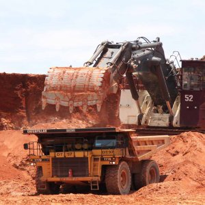 Iron Ore Export Downhill