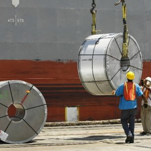 Steel Sector Export Target Set at 4m Tons by Yearend