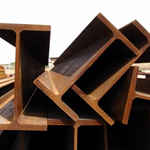 Demand for Steel Sections at Record Low
