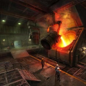 Potential to Triple Steel Smelting Capacity