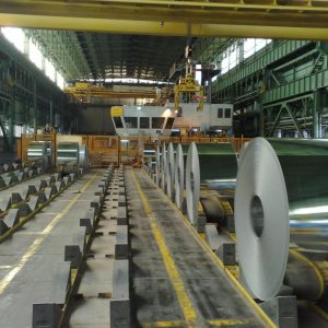 Iran Boosts Steel  Output, Exports