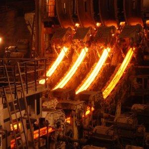 Steel Billet Production Up