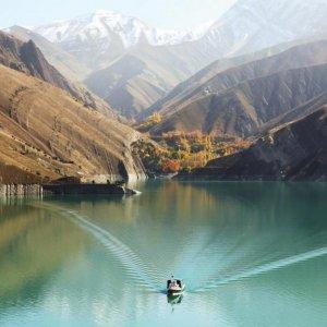 Significant Decline  in Tehran Dam Water Levels