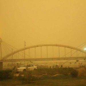 Monitoring Ahvaz Air Pollution