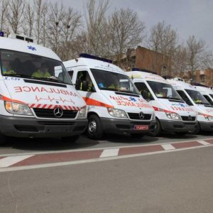 Funding for New Ambulances