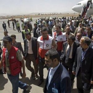 Iran  Aid to Yemen