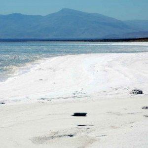 Lake Urumia Gains