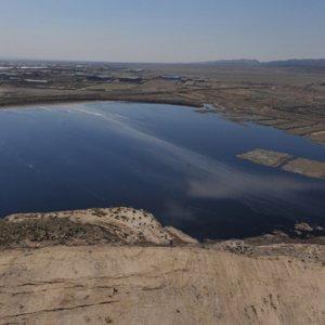 Kahrizak Lake Cleansing