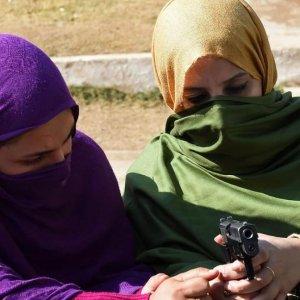 Pakistan Teachers Get Gun Training
