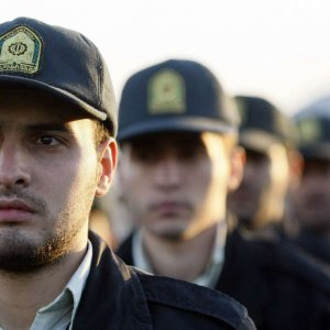 New Police Stations  in Tehran