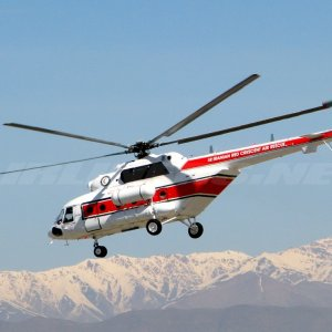 Choppers for Red Crescent