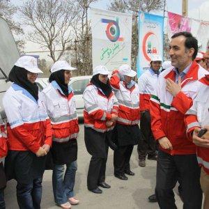 Health Ministry & IRCS Cooperation