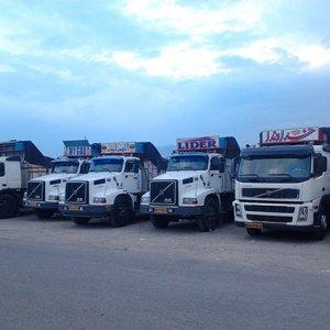 Iranian Trucks Auctioned in Turkmenistan