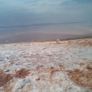 Lake Urumia Water Rising