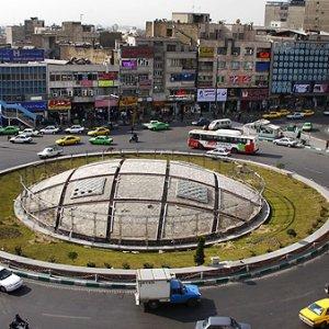 'Enghelab Square' Renovated
