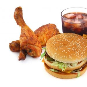 Health Fears Grow Over  Junk Food