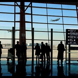 Virtual Guide in Mashhad Airport