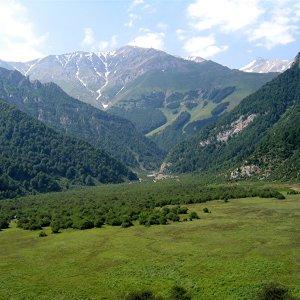 Alborz  Natural Reserve