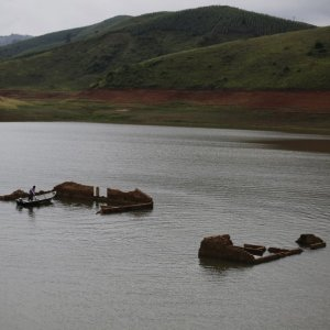 Brazilian Sunken City Miraculously Reemerges