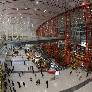Work Begins on $13b New Beijing Airport