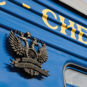 Golden Eagle Luxury Train Returning