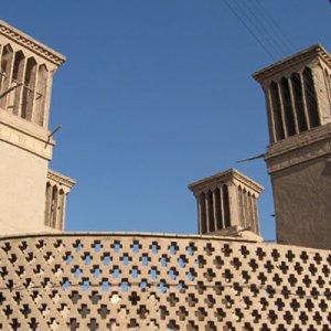 Iranian Windcatchers on Show in Kuwait