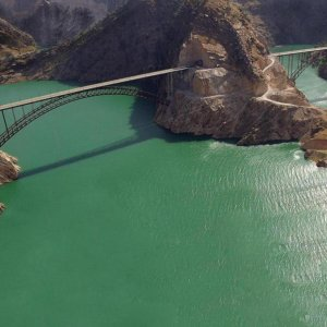 Karun-4 Bridge