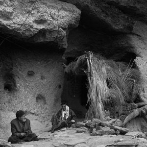 Meymand, a Village From the Stone Age